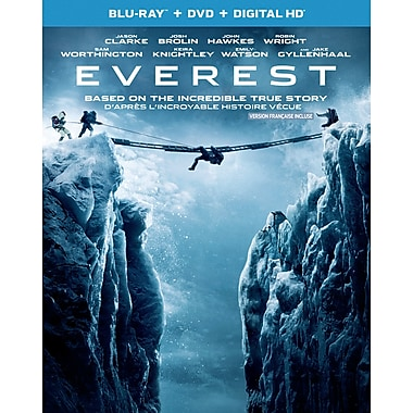 Everest (Blu-ray/DVD)