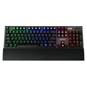 Azio MGK1-RGB-BLU RGB Backlit Mechanical Gaming Keyboard
