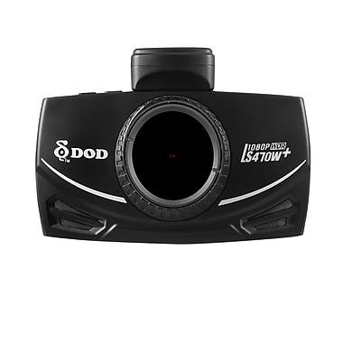 DOD - Caméra Dashcam LS470W Plus HD intégrale