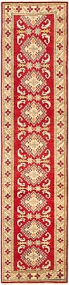 ECARPETGALLERY One-of-a-Kind Finest Gazni Hand-Knotted Red Area Rug