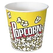 Solo Paper Popcorn Bucket