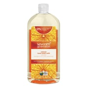 Seventh Generation™ Natural Hand Wash Soap, Mandarin Orange & Grapefruit, 32 Oz Refill Bottle (22944)