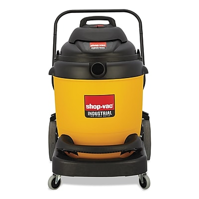 Shop-Vac® Industrial Wet/dry Vacuum, 22gal, 2.5hp, Yellow/black