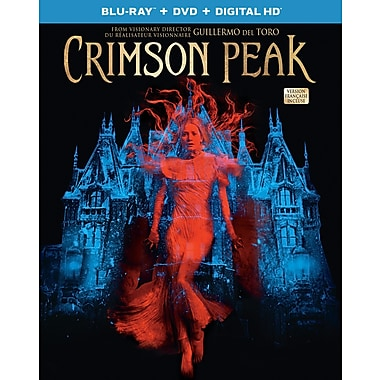 Crimson Peak (Blu-ray/DVD)