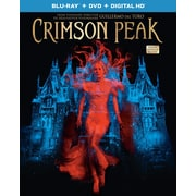 Crimson Peak (Blu-Ray/DVD)