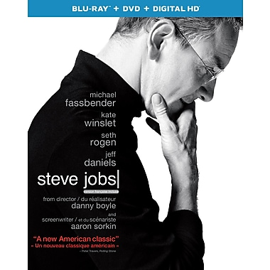Steve Jobs (Blu-ray/DVD)