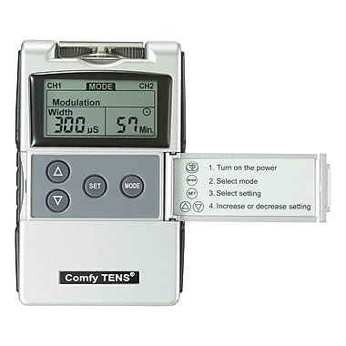 Technomedic EV-804 Digital Comfy TENS Unit
