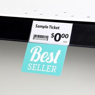 KostklipMD (C2S104-107128) – Coll. signature « Best Seller », 1,25 x 2,5 po, 2/0, 25/paq.