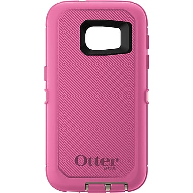 Otterbox Defender GS7 Phone Case, Pink