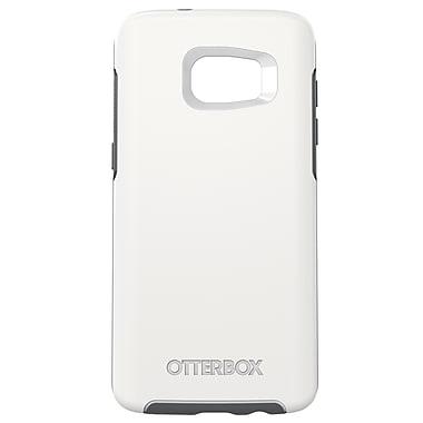 Otterbox Symmetry GS7 Edge Phone Case, White/Grey