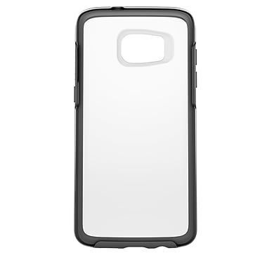 Otterbox Symmetry Clear GS7 Edge Crystal Phone Case, Black