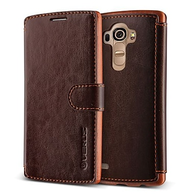 Verus Layered Dandy GS7 Phone Case, Brown