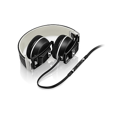 Sennheiser Urbanite On-Ear Headphones - Black XL for ios