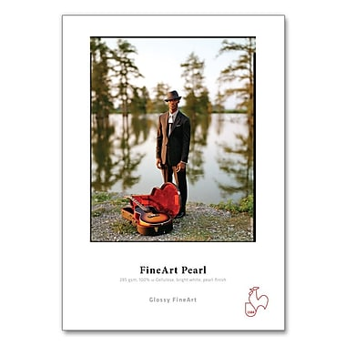 Hahnemuhle FineArt, Pearl, 8 1/2 x 11, 25 sheets
