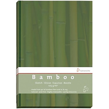 Hahnemuhle Bamboo Sketchbook, A4 Format, 64 Sheets