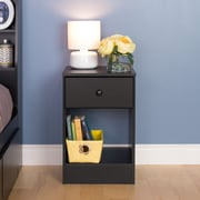 Prepac Astrid Tall 1-Drawer Night Stands