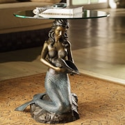 SPI Home Mermaid End Table