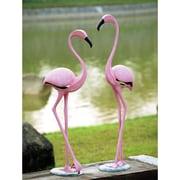 SPI Home Flamingo Pair Statue