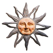 SPI Home Sun Face Wall Plaque