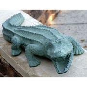 SPI Home Mean Old Alligator Statue
