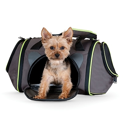 K&H Manufacturing Classy Go Pet Carrier; Medium
