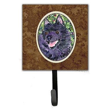Caroline's Treasures Schipperke Wall Hook