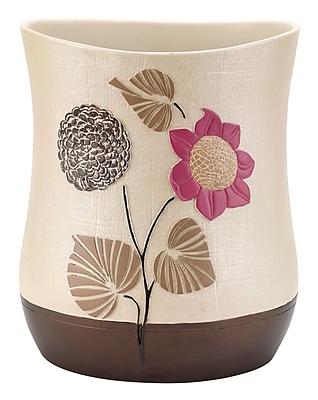 Popular Bath Products Lillian Waste Basket