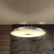 VONNLighting Alcyone Halo 4-Light LED Inverted Pendant