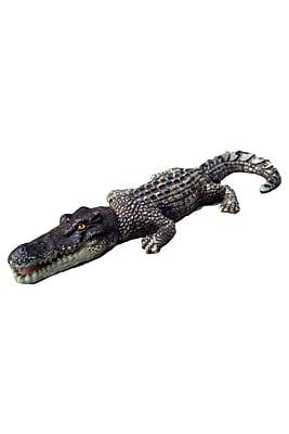 Hi-Line Gift Ltd. Crocodile Floater Statue