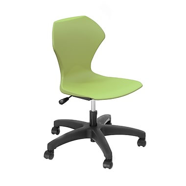 Marco Group Apex Series Mid Back Task Chair with Gas Lift; Green Apple
