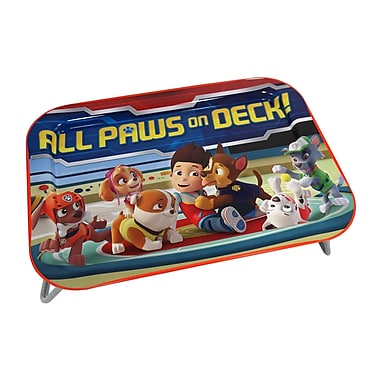 Commonwealth Paw Patrol Kids Snack and Play Tray
