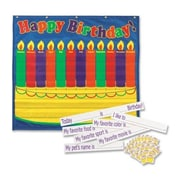 Pacon Creative Products Birthday Pocket Chart