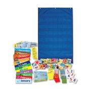 Pacon Creative Products Weather and Calendar Pocket Chart