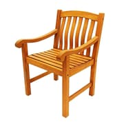 ACHLA Patio Dining Chair