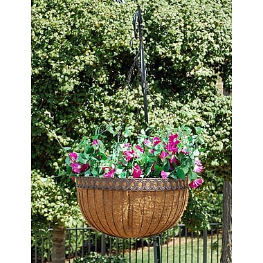 Griffith Creek Designs Victorian Steel Hanging Planter