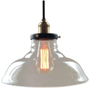 Westmen Lights 1-Light Bowl Pendant