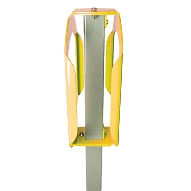 Frost 2 Bike Freestanding Bike Rack; Yellow