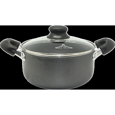 Wee's Beyond Non-Stick Stock Pot w/ Lid; 5.1'' H x 10.2'' W