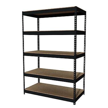 Hirsh Iron Horse Rivet 5-Shelf, 72