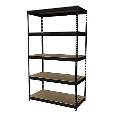 Hirsh Iron Horse Rivet 5-Shelf, 84