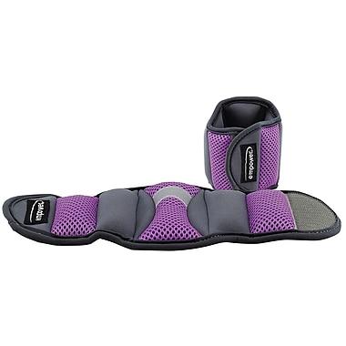 Empower – Paire de poids pour poignets/chevilles de 3 lb, MP-3415R