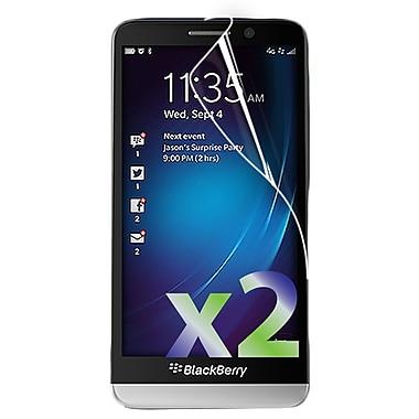 Exian – Protecteur d'écran pour Z30, transparent