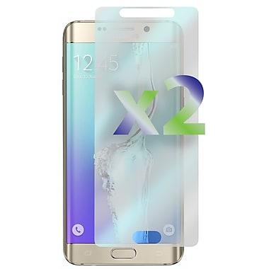 Exian – Protecteur d'écran pour Galaxy S6 Edge Plus, antireflets