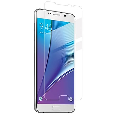 Exian – Protecteur d'écran pour Galaxy Note 5, verre trempé