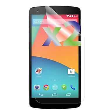 Exian – Protecteur d'écran pour Nexus 5x, antireflets