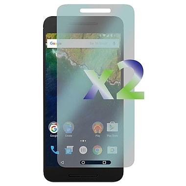 Exian – Protecteur d'écran pour Nexus 6p, antireflets