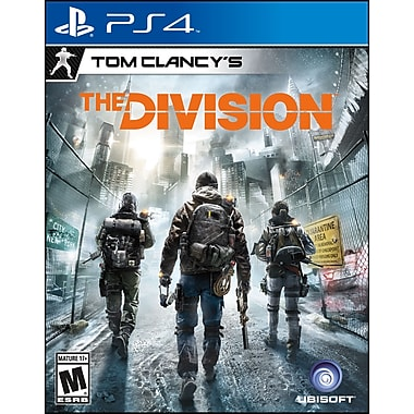 Playstation 4 Tom Clancys The Division