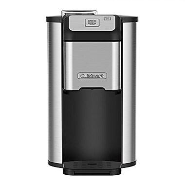 Cuisinart – Cafetière une tasse avec moulin intégré Grind & Brew (DGB-1C)