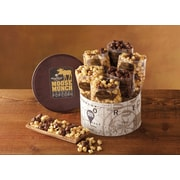 Harry and David Deluxe Moose Munch Gourmet Popcorn Tin (16935G)