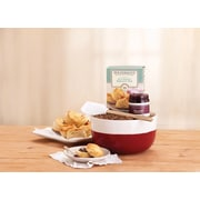 Wolferman Biscuits and Mixing Bowl Set (50935W)